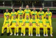 Australia's ODI kit