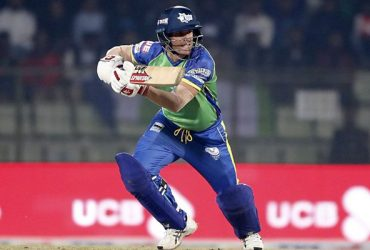 David Warner Sylhet Sixers