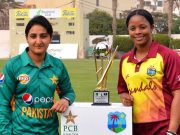 Pakistan women vs Windies women