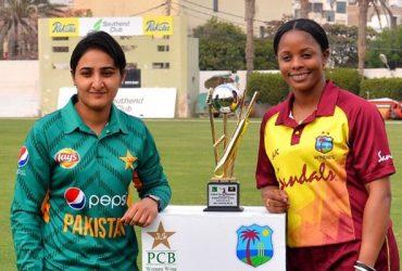 Pakistan women vs Windies women
