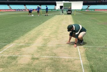 SCG pitch