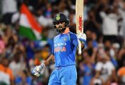 Virat Kohli of India