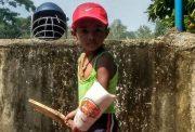 4-year old girl from Odisha