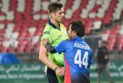 Afghanistan vs Ireland