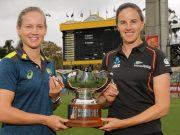 Australia women vs New Zealand women