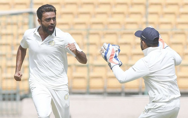 Jaydev Unadkat, Ranji Trophy, Ranji Trophy final