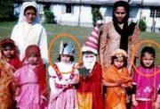 Sakshi Singh & Anushka Sharma's school days picture