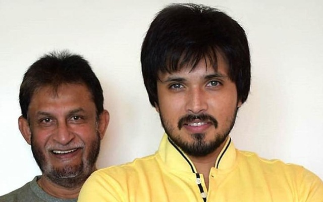 Sandeep Patil and Chirag Patil