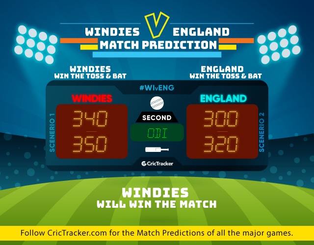 WIvENG-match-prediction-second-ODI-Match-Prdiction-Windies-vs-England