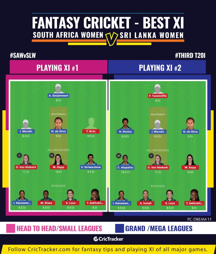 third-t20i-fantasy-Tips-South-Africa-women--vs-sri-lanka-women