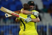 Aaron Finch of Australia