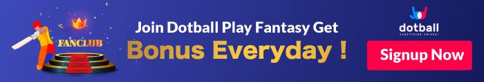 Dotball Fantasy Cricket, IPL, IPL 2019