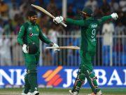 Haris Sohail Australia vs Pakistan