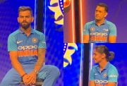 Indian jersey for World Cup 2019