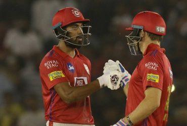 KL Rahul and David Miller