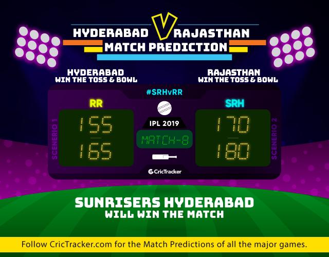 SRHvRR-IPL-2019-match-prediction-Sunrisers-Hyderabad-vs-Rajasthan-Royals