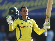 India v Australia - ODI Series: Game 3