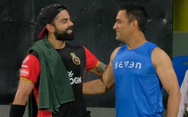Virat Kohli and MS Dhoni backup IPL captains