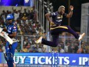 Andre Russell, Mumbai Indians, Kolkata Knight Riders, IPL, IPL 2019