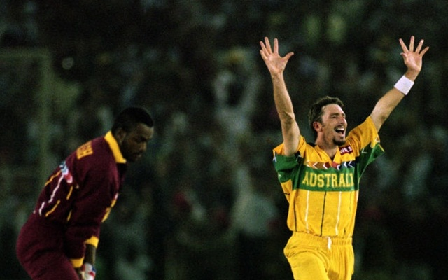 Australia and Windies in the 1996 World Cup