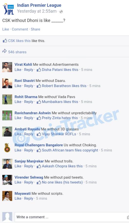 Fake FB Wall