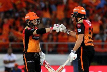 David Warner & Jonny Bairstow, Sunrisers Hyderabad