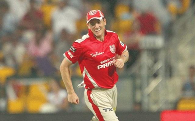 George Bailey IPL