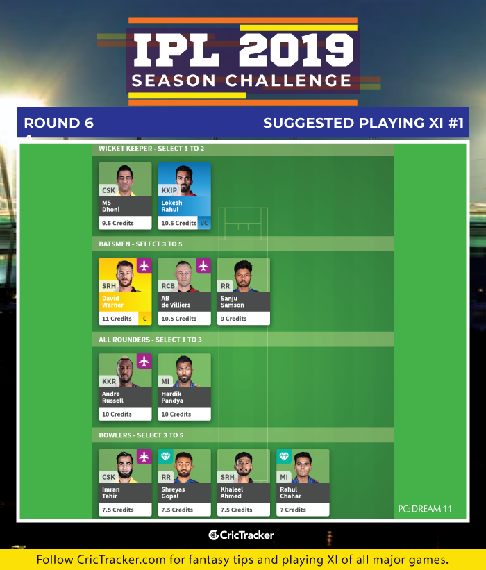 IPL-2019---Season-Challenge--Round-6-Suggested-Playing-XI-1