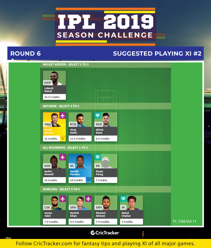 IPL-2019---Season-Challenge--Round-6-Suggested-Playing-XI-2