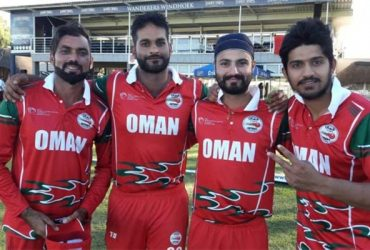 Oman Cricket