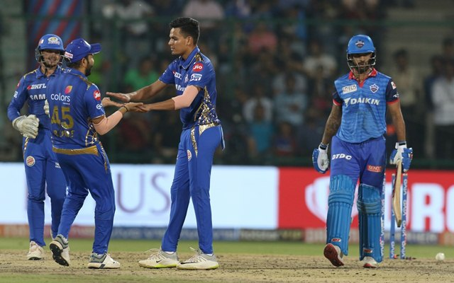Rahul Chahar, Mumbai, IPL, IPL 2019