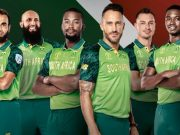 South Africa's new kit