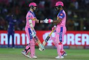 Steve Smith and Riyan Parag