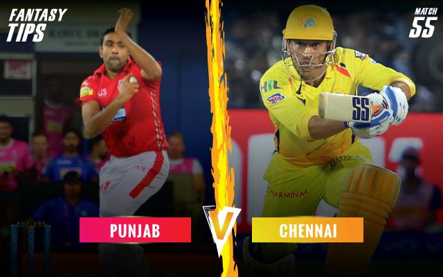 ipl-2019-KXIPvCSK-fantsay-tips-Kings-XI-Punjab-vs-Chennai-Super-Kings