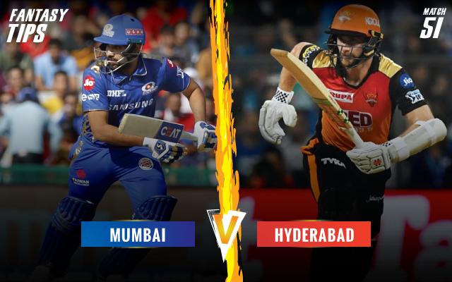 ipl-2019-MIvSRH-fantsay-tips-Mumbai-Indians-vs-Sunrisers-Hyderabad