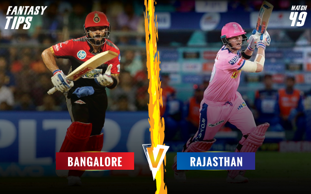 ipl-2019-RCBvRR-fantsay-tips-Royal-Challengers-Bangalore-vs-Rajasthan-Royals