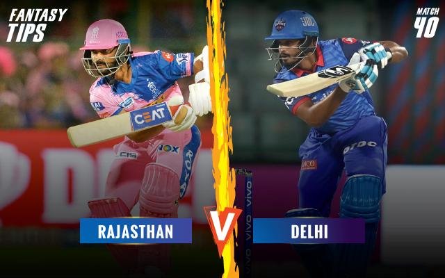 ipl-2019-RRvDC-fantsay-tips-Rajasthan-Royals-vs-Delhi-Capitals