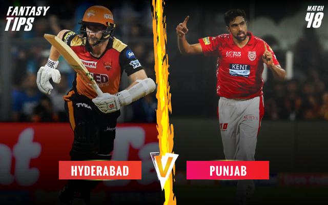 ipl-2019-SRHvKXIP-fantsay-tips-Sunrisers-Hyderabad-vs-Kings-XI-Punjab