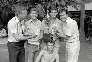 Australian cricketers, Australia