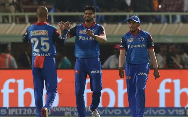 Delhi players