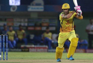Faf du Plessis Chennai Super Kings