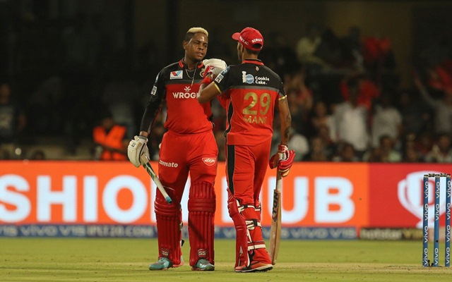 Gurkeerat Singh Mann and Shimron Hetmyer