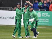 Ireland players
