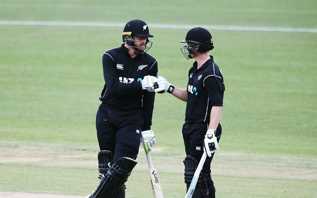 Martin Guptill and Colin Munro