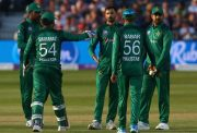 Pakistan ODI team