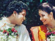 Sachin Tendulkar & Anjali
