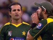 Shahid Afridi ball tempering
