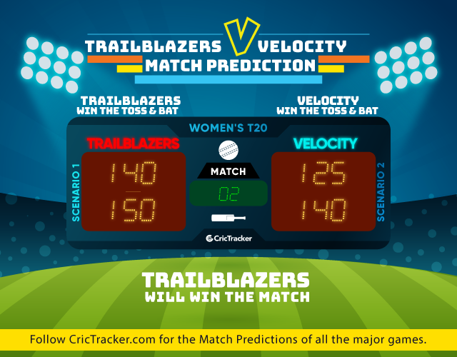 Women's-T20-Challenge-2019-Match-PREDICTION--Trailblazers-vs-Velocity