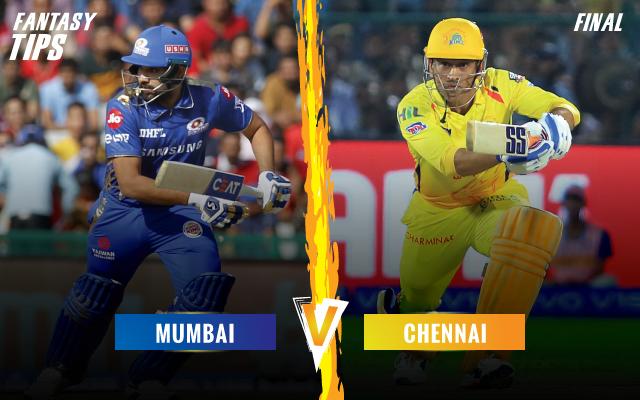 ipl-2019-Final-MIvCSK-fantsay-tips-Mumbai-INdians-vs-Chennai-Super-Kings