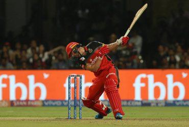 AB de Villiers' six